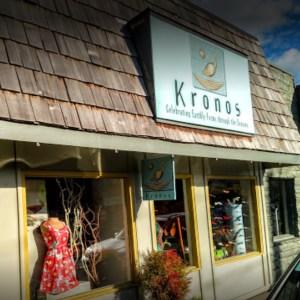 Kronos gifts and shopping on Vashon Island.
