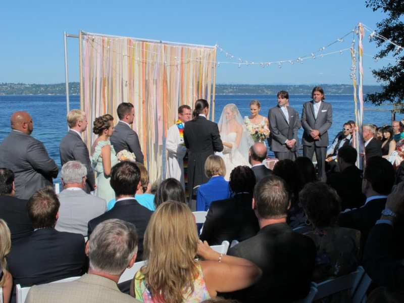 Vashon Island Wedding Venue - Vashon Villa