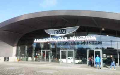 LeMay Car Museum in Tacoma