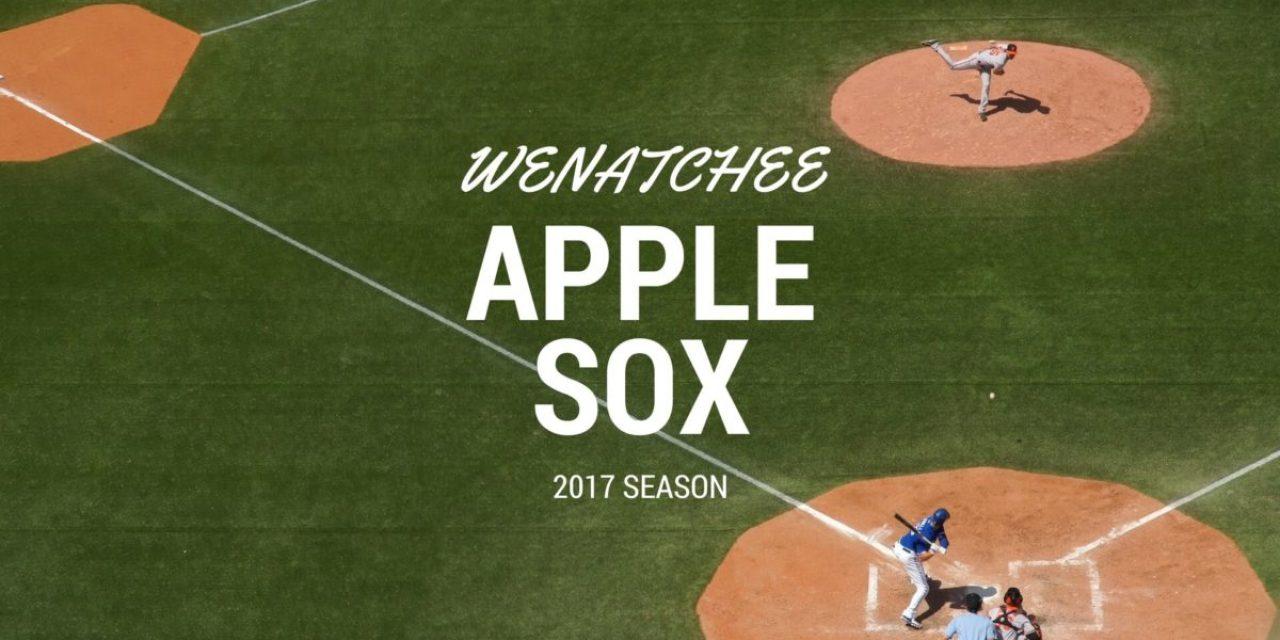 Play Ball – Wenatchee AppleSox 2017 Season