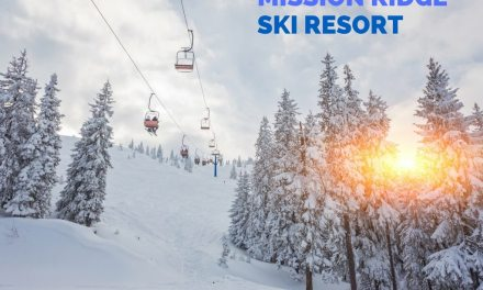 Mission Ridge Ski Resort in Wenatchee Washington