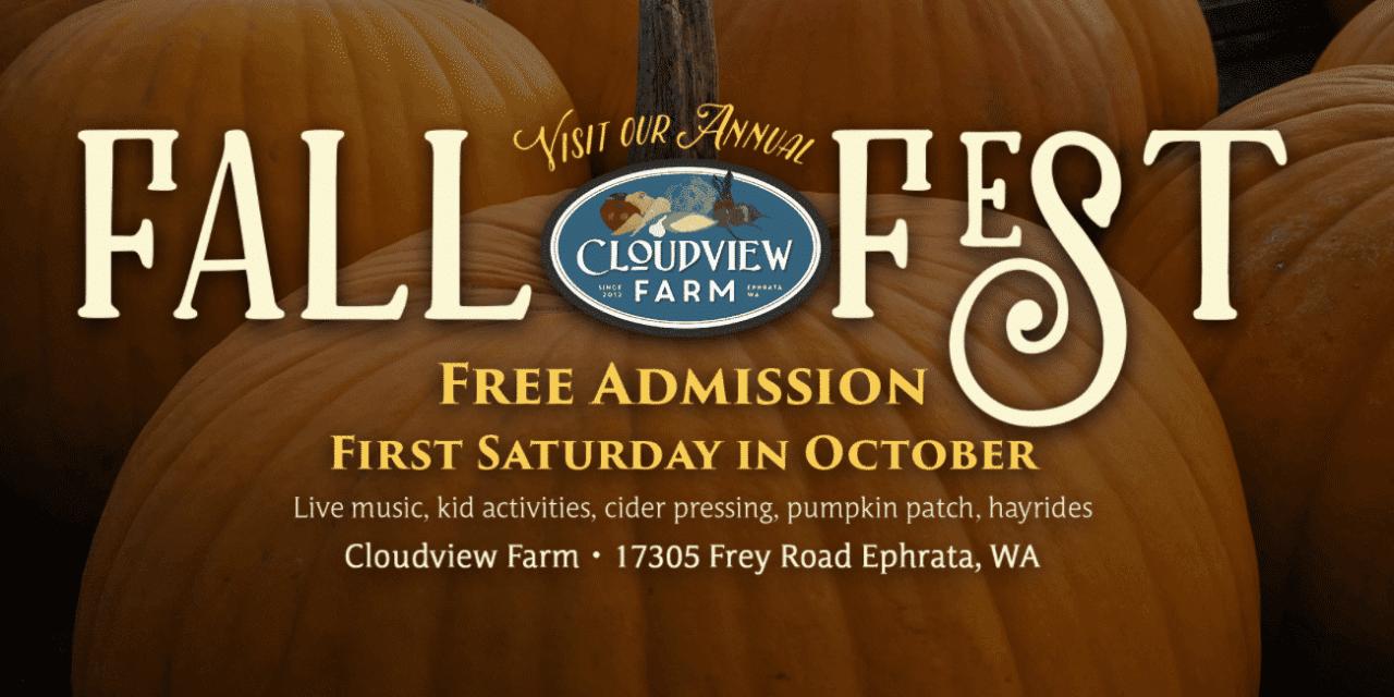 Cloudview Farm  Fall Fest!