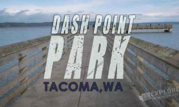 Dash Point Park and Pier – Tacoma WA