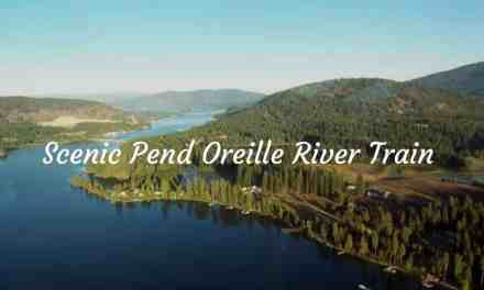 Scenic Pend Oreille River Train