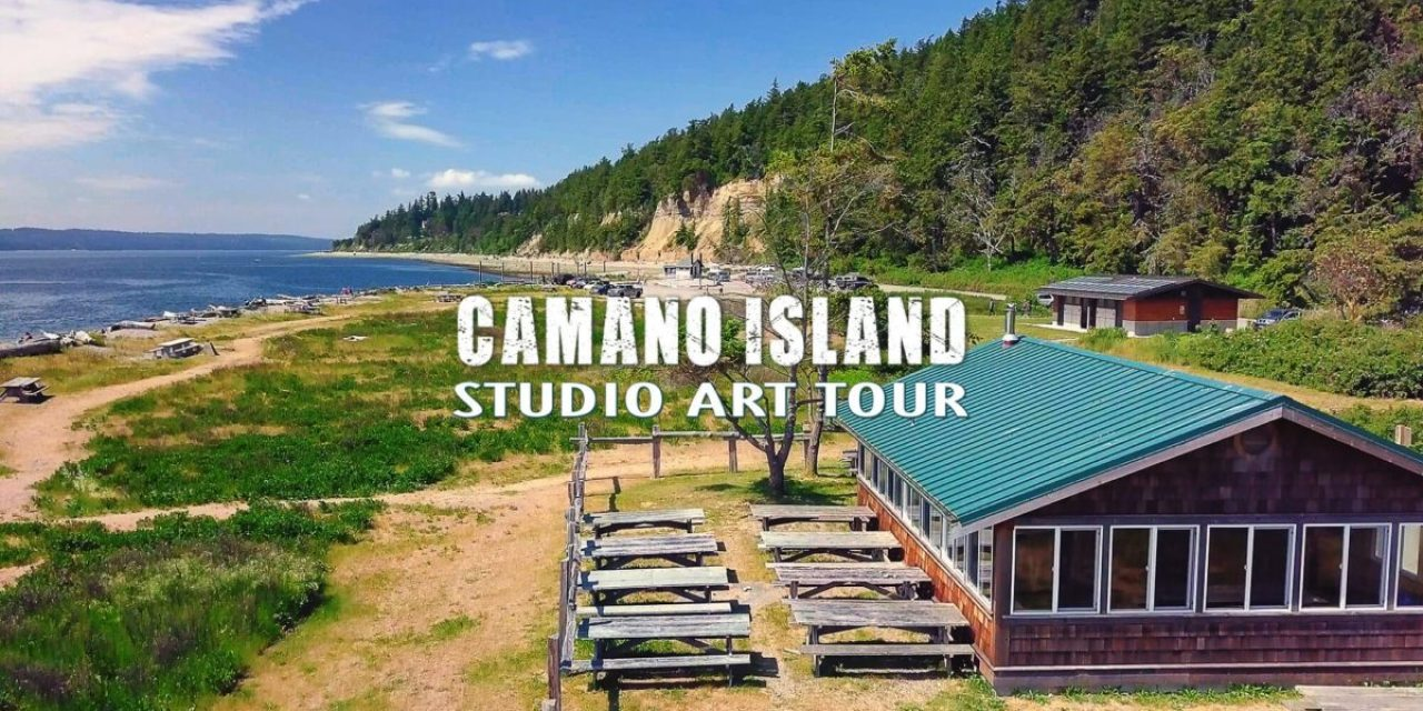 2018 Camano Island Studio Art Tour
