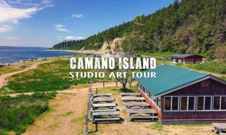 2018 Camano Island Studio Art Tour