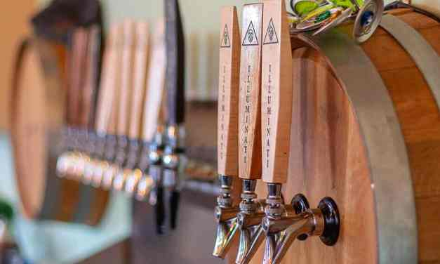 Masquerade Wine Company and Illuminati Brewing Review