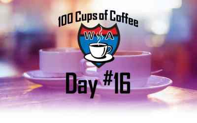 Fiddlers Coffee Centralia, WA Day 16 of the 100 Cups of Coffee in 100 Days Project