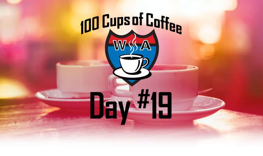 D&M Coffee Ellensburg, Washington Day 19 of the 100 Cups of Coffee in 100 Days Project