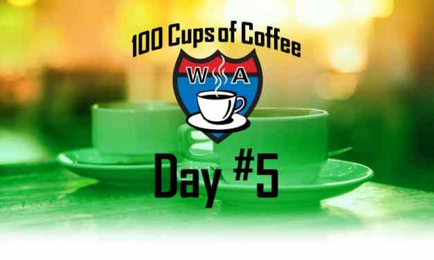 Bigfoot Coffee Roasters Stevenson Washington Day 5 of the 100 Cups of Coffee in 100 Days Project