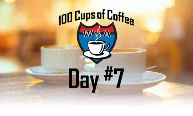Pumphouse Coffee Company Omak, Washington Day 7 of the 100 Cups of Coffee in 100 Days Project
