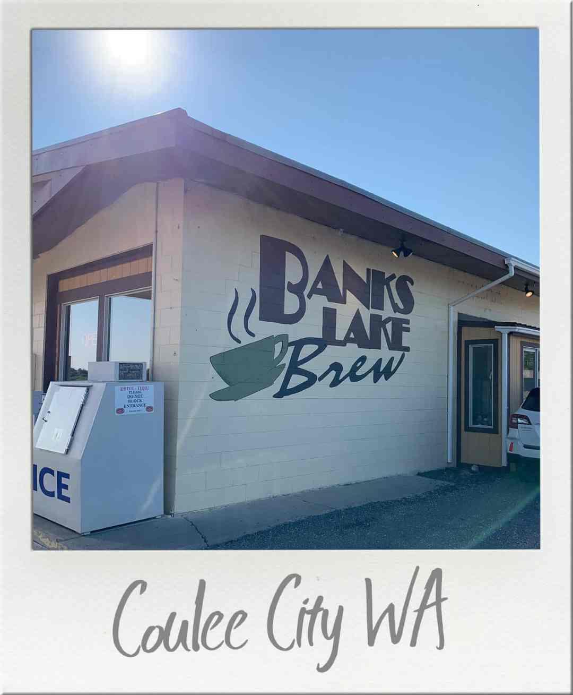 Banks Lake Brew Building