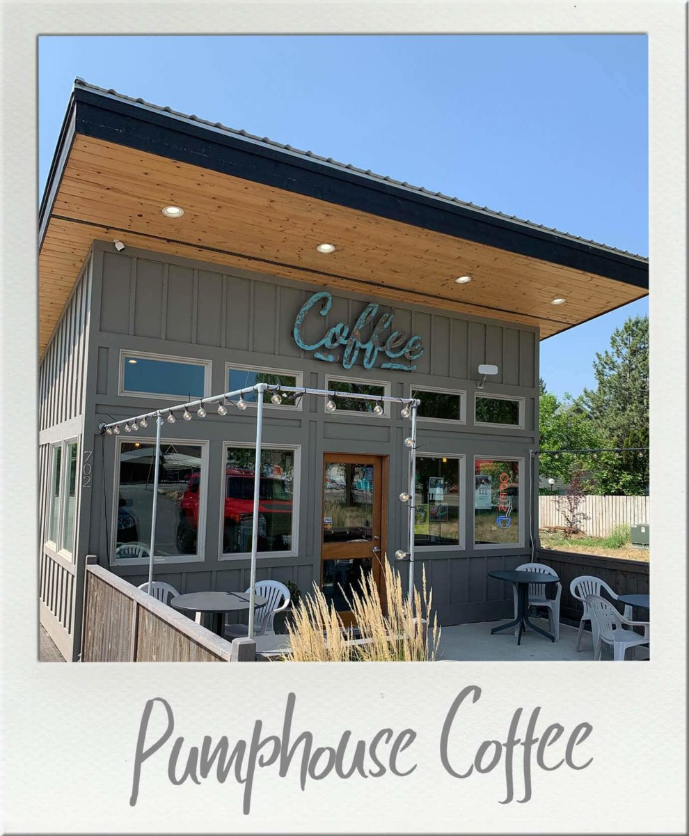 Pumphouse Coffee Company Omak Coffee Shop