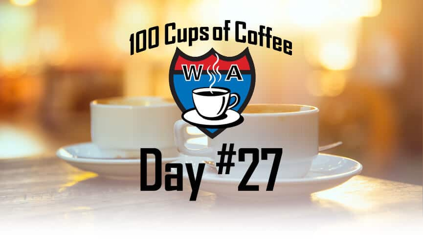 Sage Coffeehouse & Bistro Quincy, Washington Day 27 of the 100 Cups of Coffee in 100 Days Project