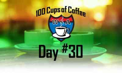 Walnut Street Coffee Edmonds, Washington Day 30 of the 100 Cups of Coffee in 100 Days Project