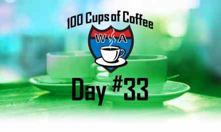 Blue Star Coffee Roasters Twisp, Washington Day 33 of the 100 Cups of Coffee in 100 Days Project