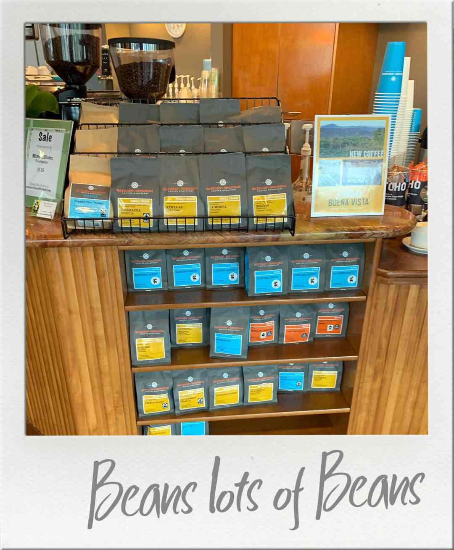 Batdorf & Bronson Coffee Beans