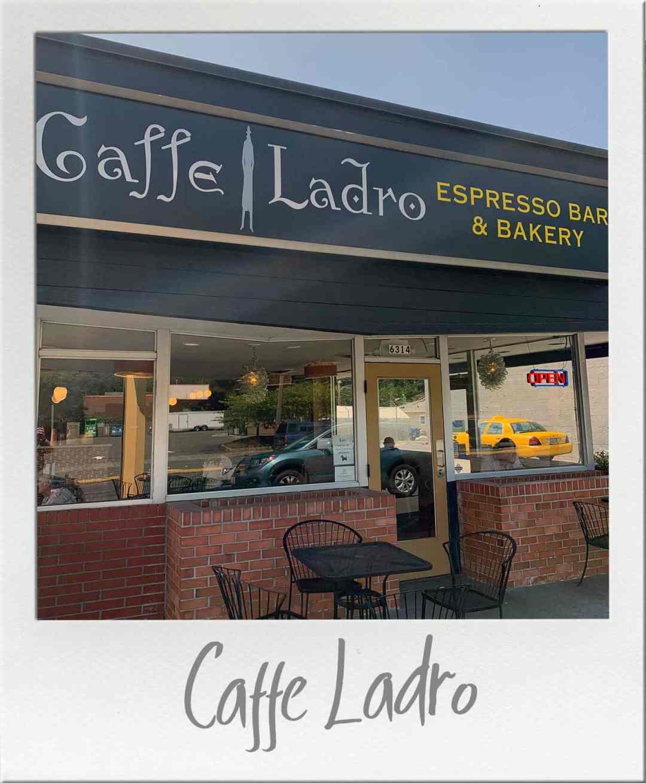 Caffe Ladro Lynnwood Storefront