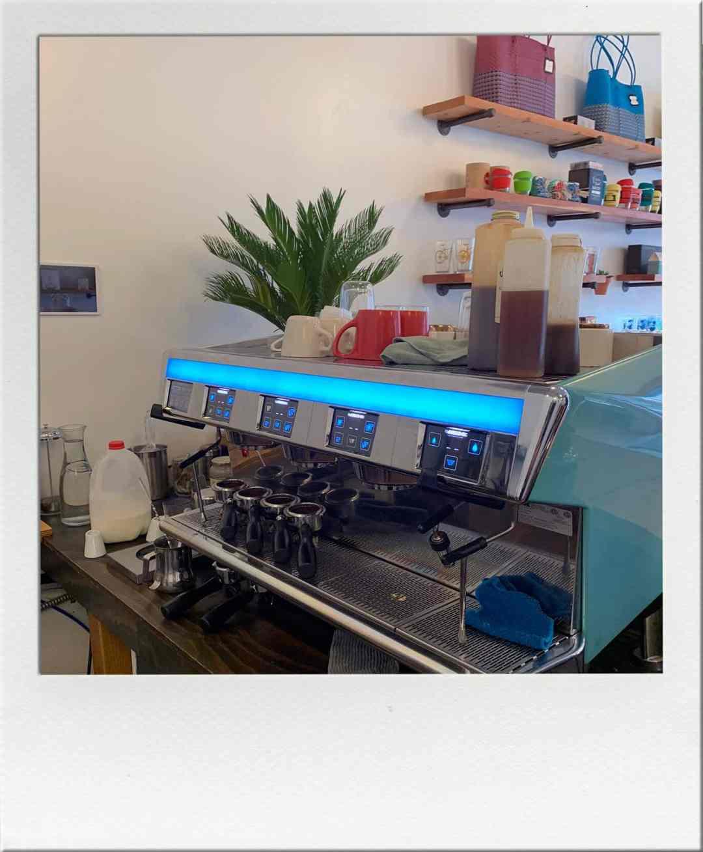 Espresso Machine in Leavenworth Washington