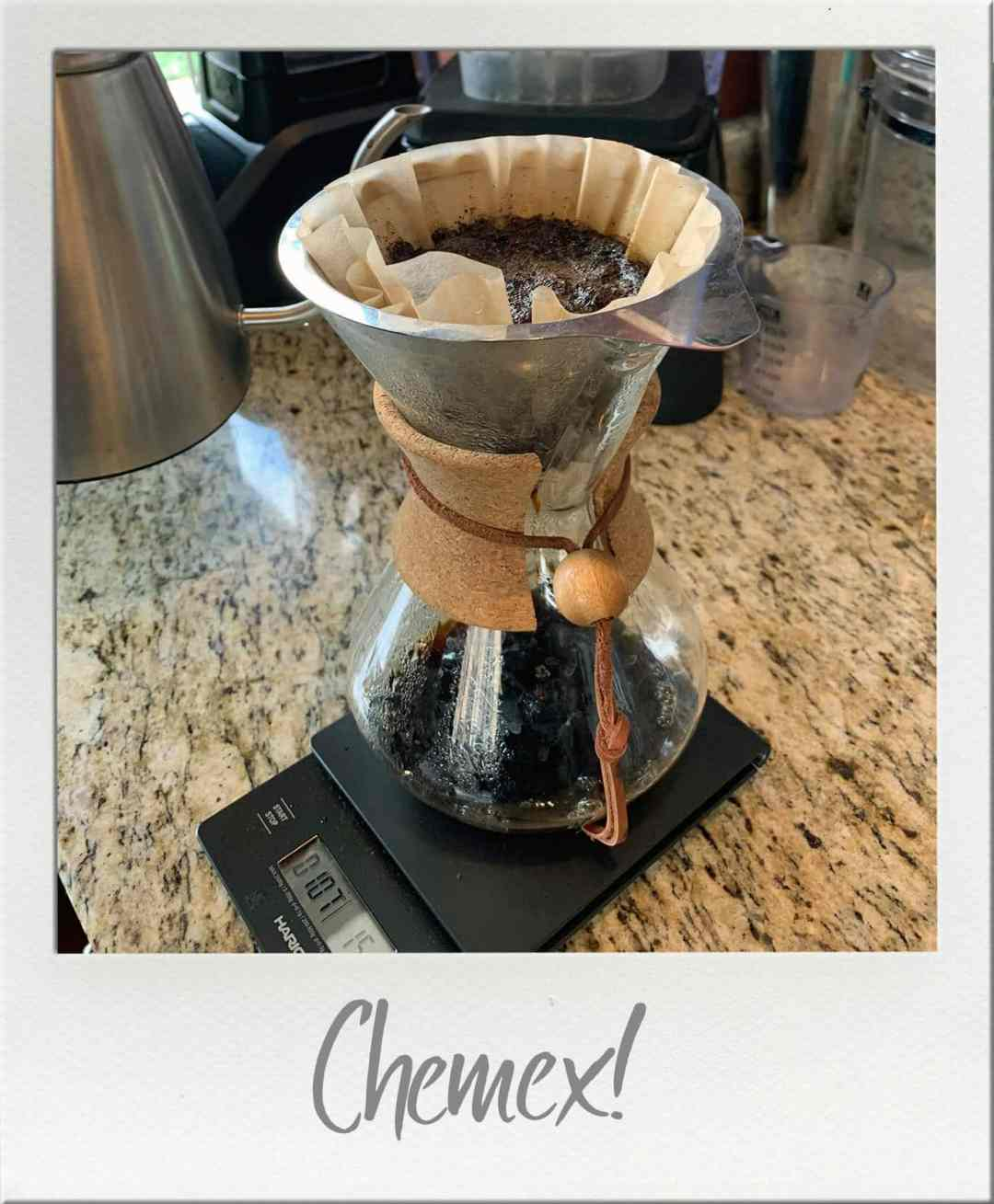 Mason's Place Chemex Coffee
