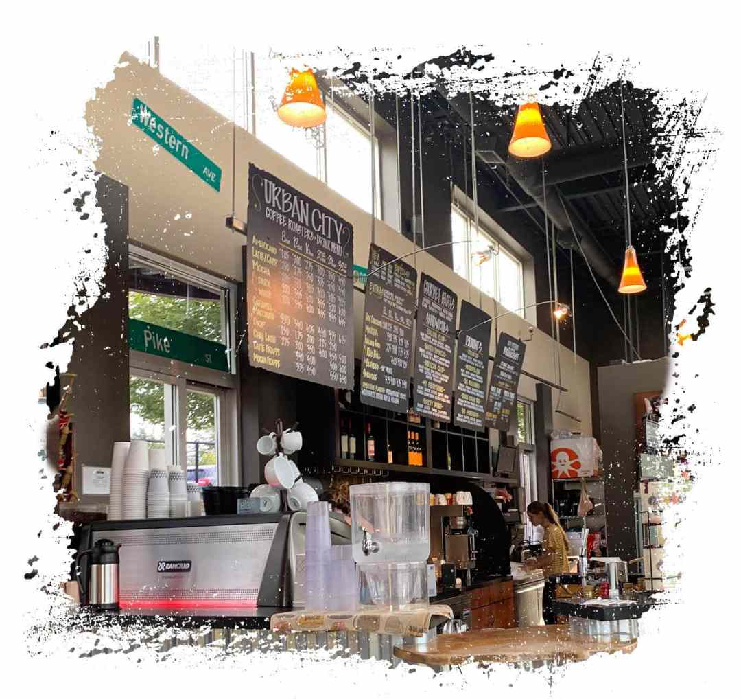 Urban Coffee Company Espresso Machine