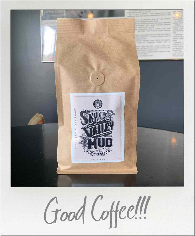Sky Valley Mud Coffee