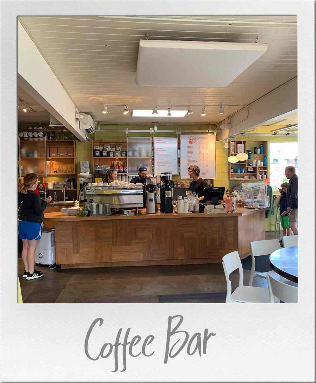 Walnut Stree Coffee Coffee Bar