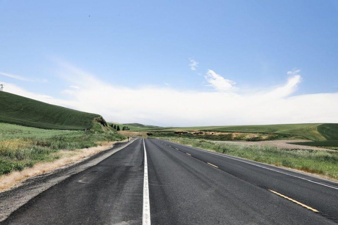 highway 195 washington