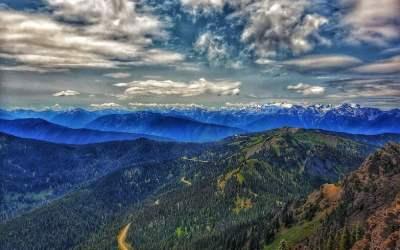 Conquering the Klahhane Ridge Loop Trail