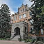 Visiting Gonzaga University in Spokane