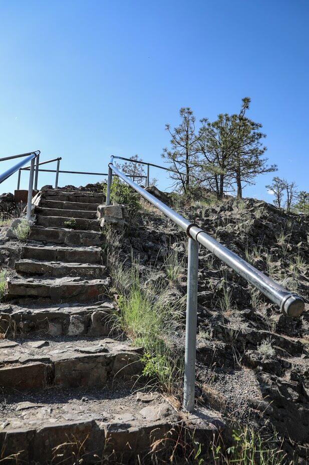 hiking-stairs