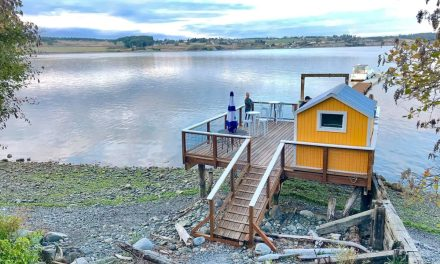 A Bus Tour of Whidbey Island