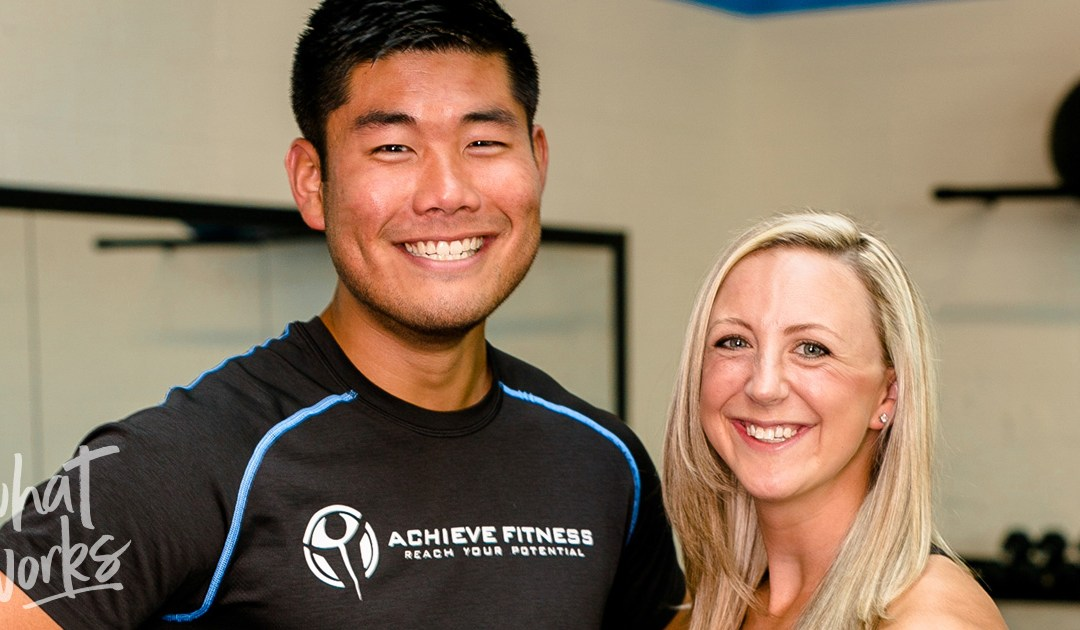 EP 138: Establishing Authority With Standout Content On Instagram With Achieve Fitness Founders Lauren & Jason Pak