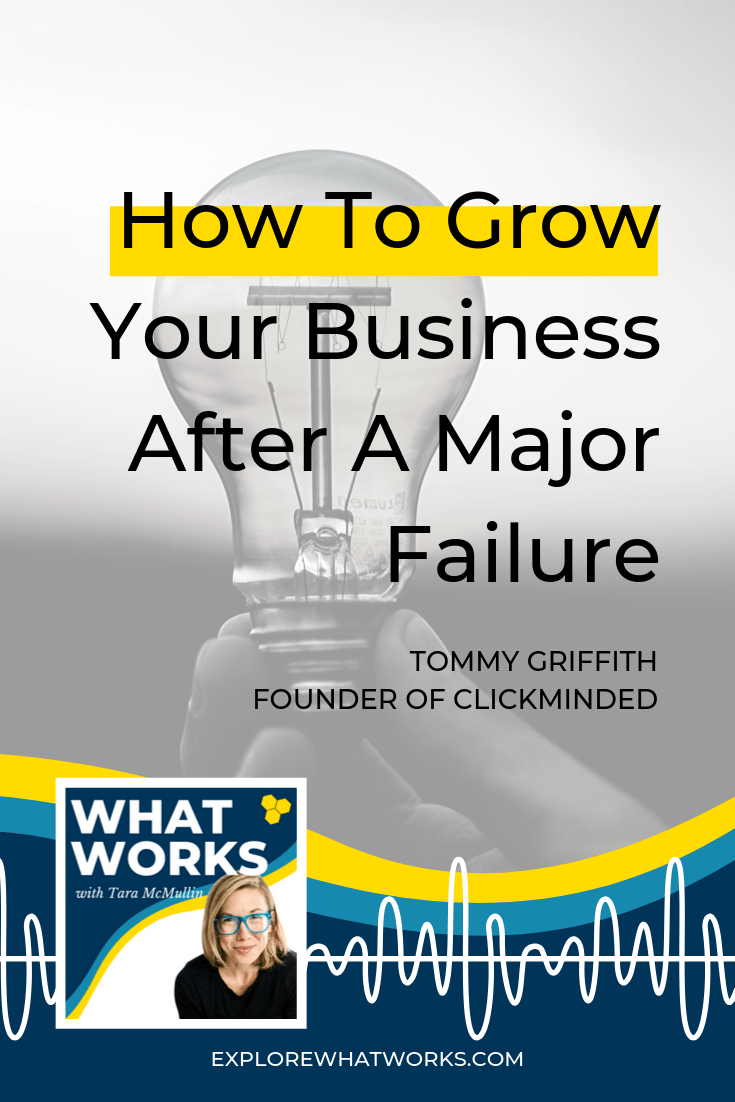 How To Grow Your Business After A Major Failure