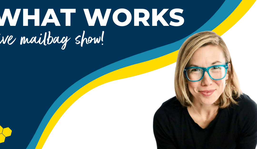 EP 257: End-Of-Year Mailbag Episode With Tara McMullin