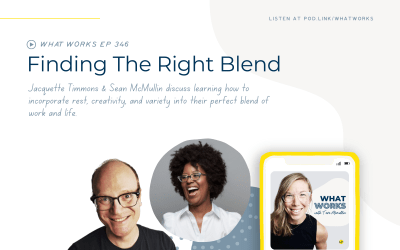 EP 346: Finding The Right Blend With Financial Behaviorist Jacquette Timmons