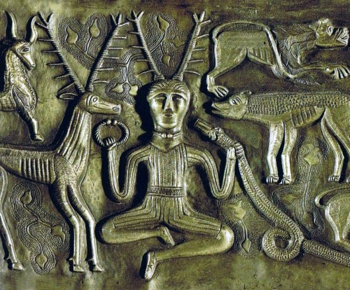 wiccan horned god