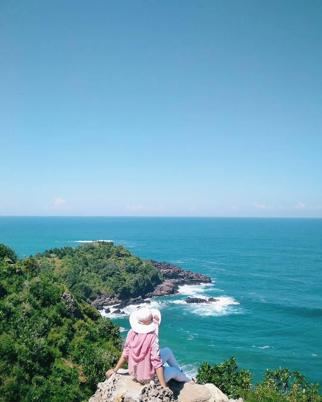 Pantai Laguna Kebumen Jawa Tengah : pantai, laguna, kebumen, tengah, Pantai, Surumanis, Kebumen