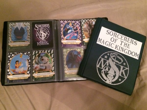A DIY sorcerers of the Magic Kingdom book