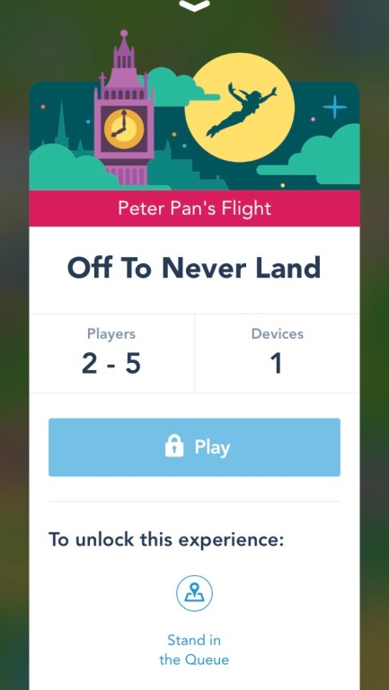Play games on the Play Disney App