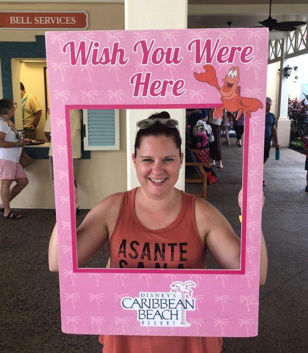 Wish You Were Here - Disney's Caribbean Beach Resort