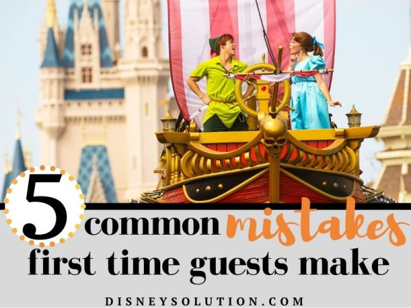 5 Common Mistakes First Time Guests Make