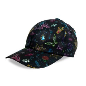 Crowned Athletics Hat with Disney inspired allover print makes a great Holiday gift