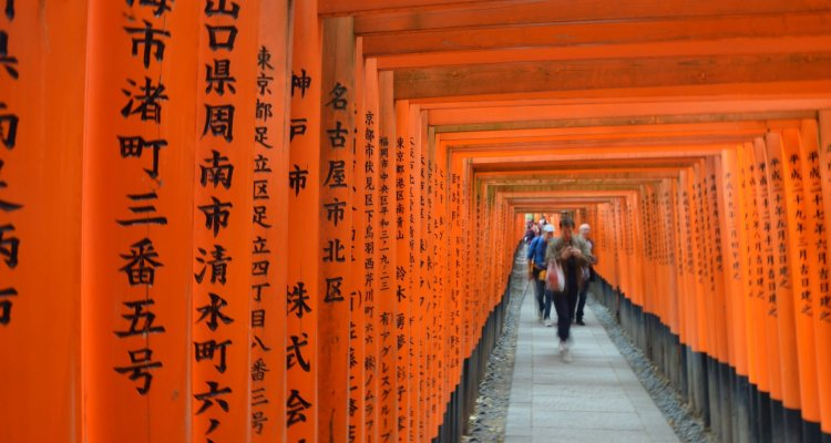 Kyoto – the best places to visit
