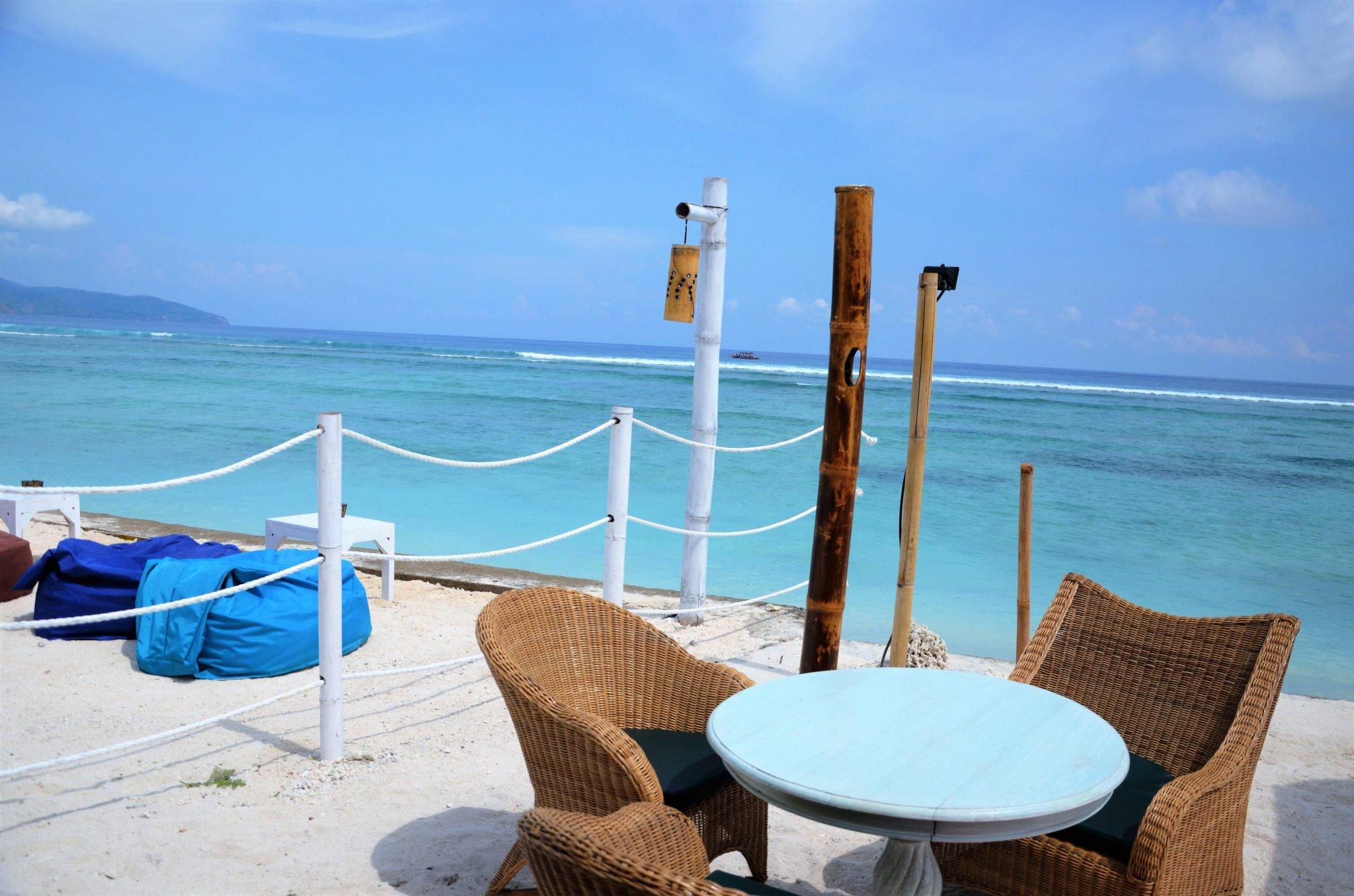 Gili Trawangan Island – a cheap vacation with a stunning ocean!