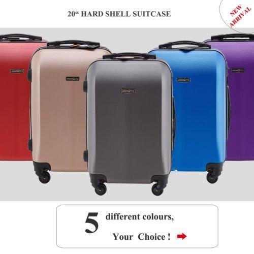 carry on luggage hardshell 2