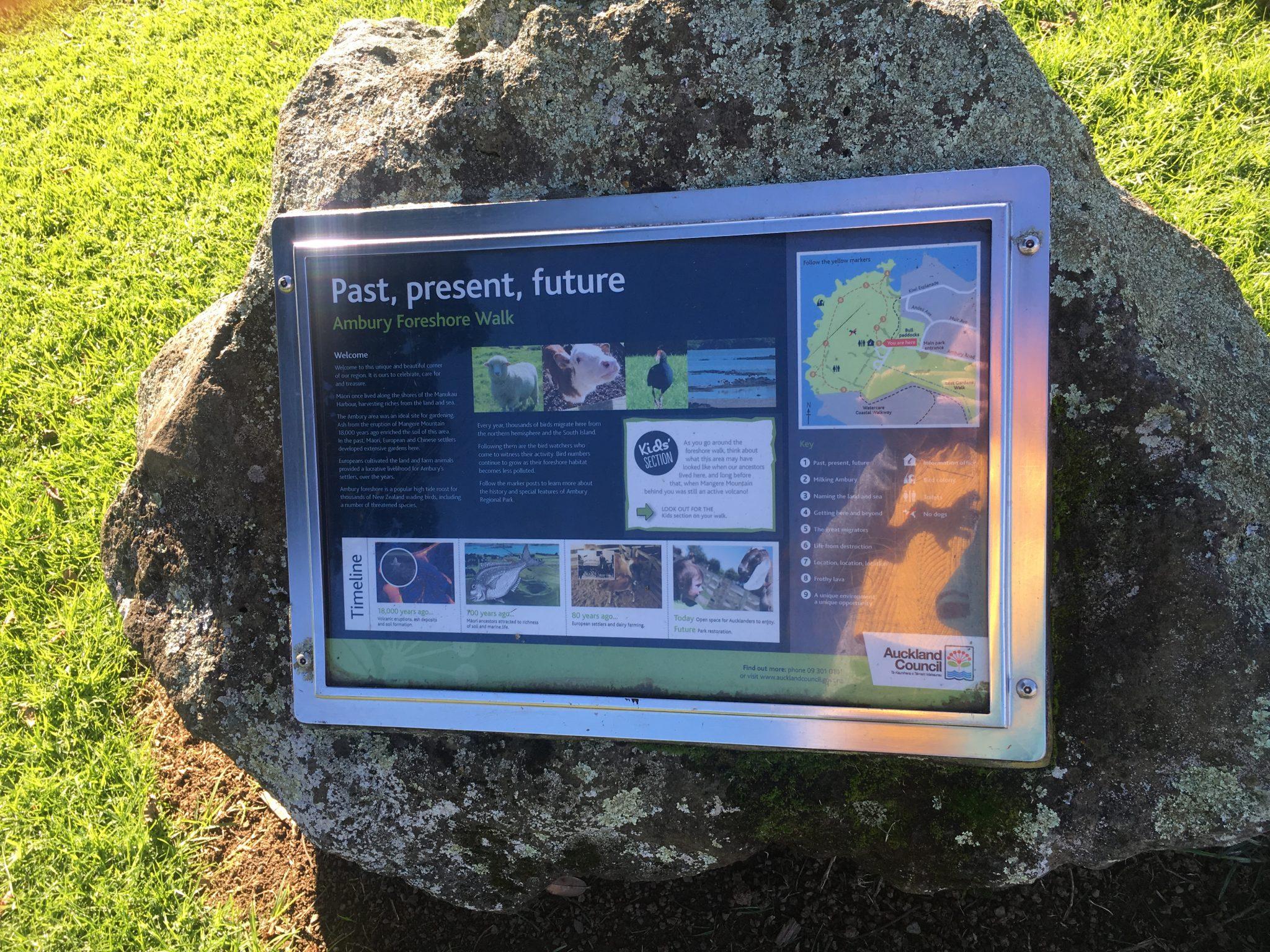 The Ambury Regional park