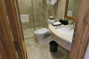 Diamond sea bathroom