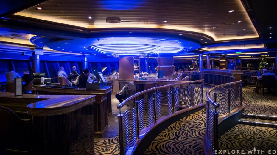 Metropolis Bar, P&O Ventura