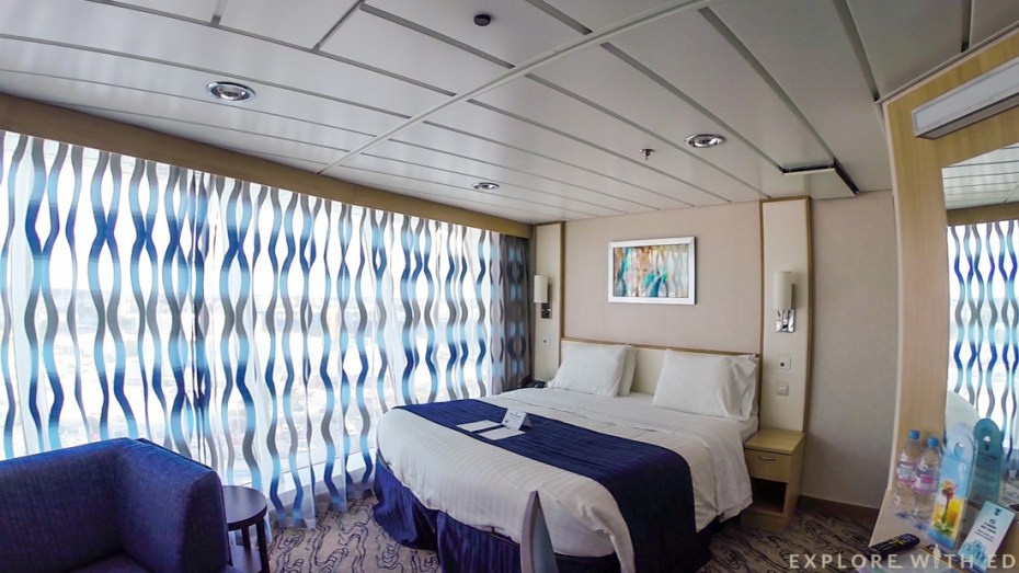 Accessibility Stateroom on Explorer of the Seas, Royal Caribbean